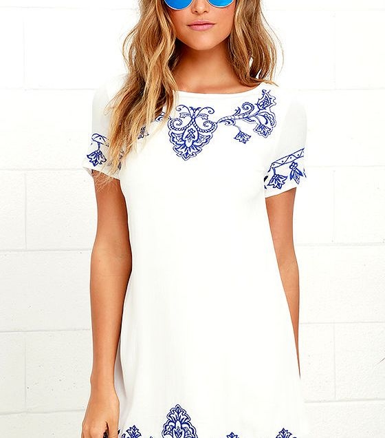 https://www.lulus.com/products/tale-to-tell-blue-and-ivory-embroidered-shift-dress/319232.html?gclid=Cj0KEQjwh428BRCnvcyI-5nqjY4BEiQAijebwm24vTOZbM4ZQRF63he0NUi-trToSP5Jh3mrKuPXAfIaAl4Z8P8HAQ
