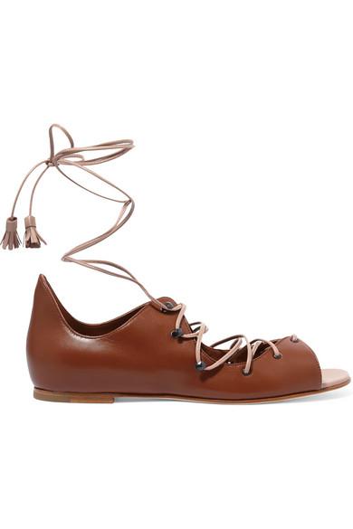 https://www.net-a-porter.com/us/en/product/712607/Malone_Souliers/savannah-lace-up-leather-sandals