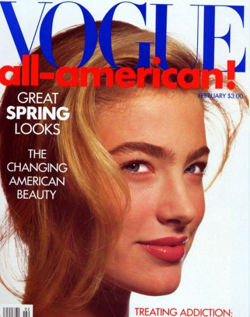 Elaine Irwin Vogue US February 1989
