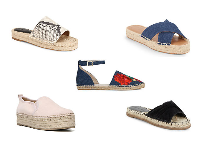All About The Espadrilles
