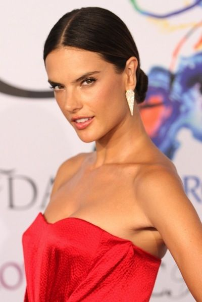 the 2014 CFDA fashion awards at Alice Tully Hall, Lincoln Center on June 2, 2014 in New York City. Featuring: Alessandra Ambrosio Where: New York, New York, United States When: 03 Jun 2014 Credit: Andres Otero/WENN.com